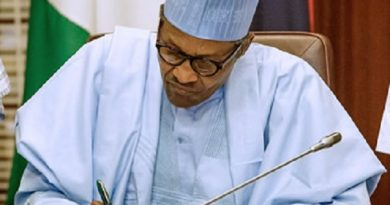 Breaking: Buhari Appoints 11 New Aides (full list)