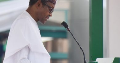 Buhari Appeals To Nigerians, Will restructure the Security Apparatus