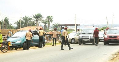 It's An Offence To Collect Bribe, FRSC Warns Newly Recruited Marshals