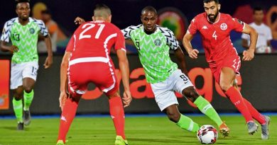 Nigeria Beat Tunisia To Win AFCON Bronze Medal