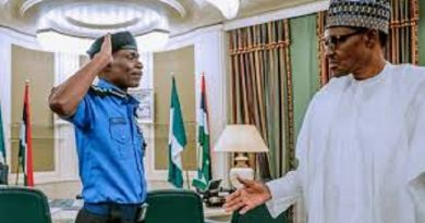 IGP Briefs President Buhari On Shiites' Protest