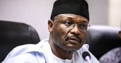 Election Result Not Transmitted To Server: INEC Boss Insist