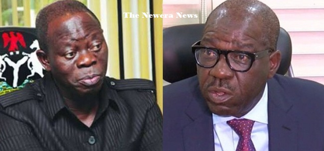 My Refusal To Share Money And Contract Turned Oshiomhole Against Me – Governor Obaseki
