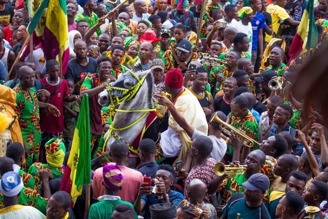 The Benefits Of The Ojude Oba Festival