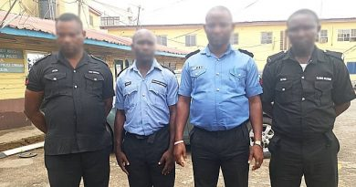 Police Dismiss, Arraign Officers Who Killed Suspected Thieves In Lagos
