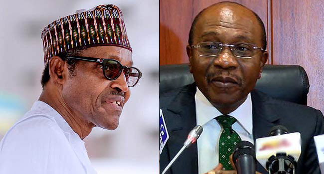 Don't Give A Cent To Anybody To Import Food Into The Country, Buhari Tells CBN