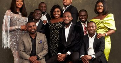 Under-30 African Game Changers