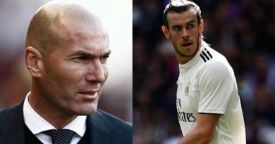 I'm Now Counting On Bale Like Never Before – Zidane