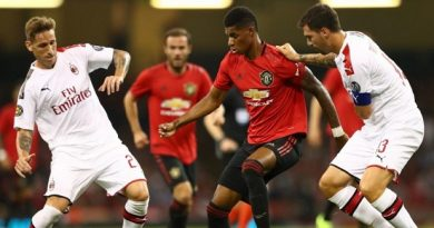 How Manchester United Trash AC Milan On Penalty Shootout In Cardiff