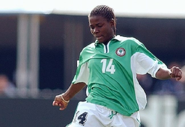 Breaking: Ex-Super Falcons Player, Chiejine Dies At 36