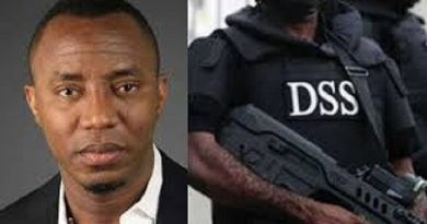 BREAKING: Omoyele Sowore Loses In Court, To Spend More Days In Detention