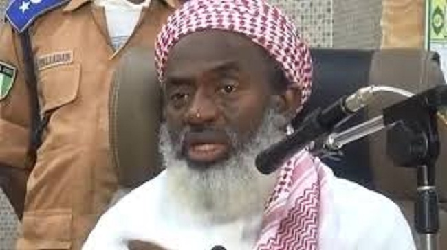 Nigeria Will Break Up, North Will Suffer, Sheikh Gumi Warns