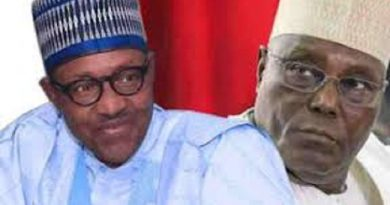 LIVE UPDATE: Tribunal Rules On Atiku's Petition Challenging Buhari's Victory