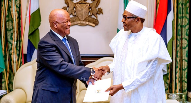 Xenophobia: Buhari Pledges 'Solidified' Nigeria-South Africa Ties As Ramaphosa Apologises