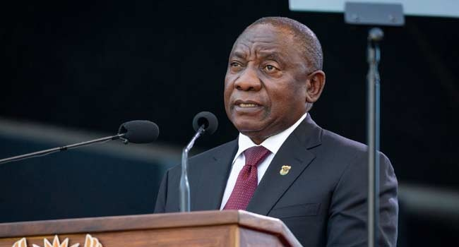 Why I Must Tender Apologies To Nigerian Over Xenophobic Attacks - Ramaphosa