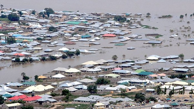 HAPPENING NOW: Floods Submerge 150 Communities In Kogi