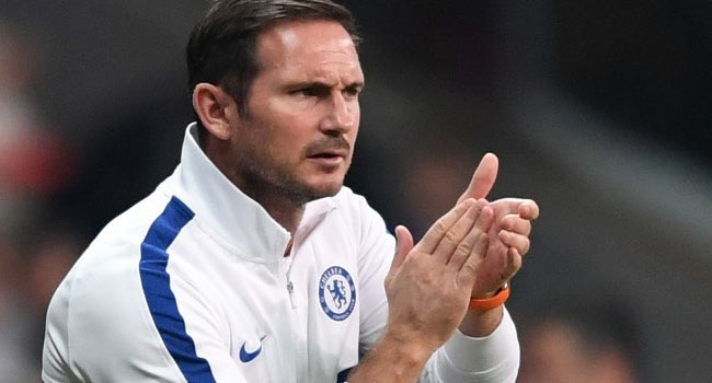 Frank Lampard Set To Win The League With full Chelsea Squad
