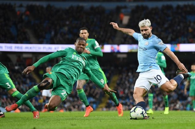 WATCH MANCHESTER CITY VS WATFORD LIVE STREAMING