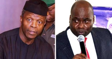 Osinbajo Inaugurates ICPC Boss, Others To Recover N5trn AMCON Debt