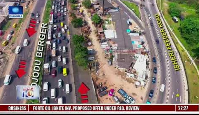 UPDATE: Road Diversion Commences For Lagos-Ibadan Expressway Reconstruction