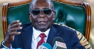 Mugabe's Body Arrives Home For Burial In Zimbabwe