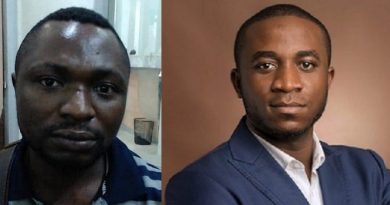 Nigerian's Okeke, Ighodalo And Others Jailed For Over $200m Wire Transfer Fraud In The US