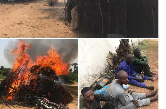 Nigerian Army Troops Kill Notorious Bandits Leader, Emir, 59 Others