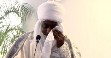 Sanusi Weeps, Narrates How Sick Child Died In Mother's Arms Over $5