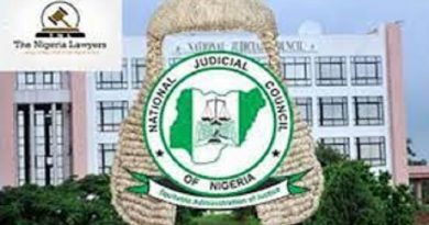 NJC Recommends Jauro, Agim, Oseji, Ogunwumiju For Appointment As Supreme Court Justices