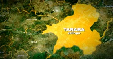 Breaking:Taraba Youths Prevents Nigerian Soldier From Committing Suicide