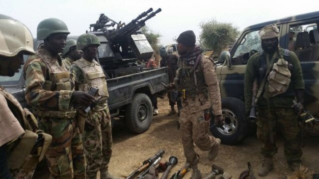 Breaking: Boko Haram Kill Another Nigerian Army Colonel In Borno State
