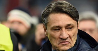 """Niko Kovac has been sacked by Bayern Munich, the German champions announced on Sunday, after a poor run of form that has left them fourth in the Bundesliga. Kovac was dumped by Bayern following their 5-1 hammering at Eintracht Frankfurt on Saturday, their worst league defeat in 10 years. Prior to his sack, the embattled coach admitted his future as Bayern Munich coach hung in the balance Saturday after the humiliating loss. Bayern are now four points behind leaders Moenchengladbach after their biggest league loss since a humiliating 5-1 drubbing in April 2009 at Wolfsburg. That defeat a decade ago eventually cost Jurgen Klinsmann his job as boss and Kovac could face a similar fate as Frankfurt shredded 10-man Bayern after defender Jerome Boateng was sent off in the ninth minute. Kovac has been in charge since June 2018, winning the league and cup double last season, but could only offer a glum """"I don't know"""" when asked about his gut feeling concerning the future. """"I know how this business works — I am not naive. """"My feeling is not important, the ones who make the decisions are the ones you have to ask at the end of the day,"""" he added with club president Uli Hoeness and chairman Karl-Heinz Rummenigge sure to be discussing his future. """"After the red card, everything went out the window. Nevertheless, that shouldn't have happened to us and it's not what we expect from ourselves. We made too many mistakes."""" The 48-year-old said he would process """"the solid defeat"""" on the journey home and would """"get angry and disappointed on the bus to Munich"""". However, he also weathered a difficult opening few months of last season to eventually win the league and cup double. """"I didn't give up then and I won't give up now,"""" Kovac added defiantly. Details later…"""