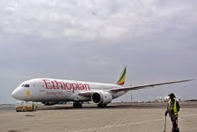 Breaking: Ethiopian Airlines Resumes Flight To London Friday