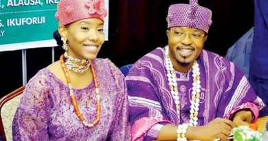 The Real Reason Oluwo Divorced His Jamaica Wife, Chanel Chin