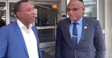 BREAKING: Nnamdi Kanu And Sowore Meet In New York, Vow To End Domination And Oppression In Nigeria