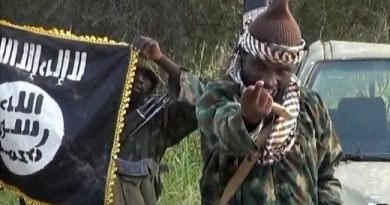 Boko Haram Attacks Chibok Community Again, Fighter Jets Swoops On ISWAP