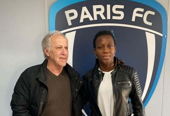Paris FC Sign Rivers Angels Goal Keeper Nnadozie Chiamaka