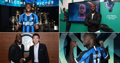 Victor Moses Signs For Inter Milan On Loan