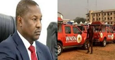 I Have Nothing To Add, Malami Says As South-West Governors Declare Amotekun Valid