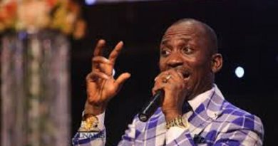 """""""Evil Wind Brought Coronavirus, The Lord's Wind Will Sweep It Away"""" - Pastor Enenche"""