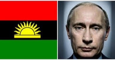 2023 Presidency: It's Too Late To Make That Offer, Biafra Will Stand To Save Africa - Putin