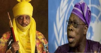 Obasanjo's Open Letter To Sanusi Lamido Sanusi Sends A Strong Signal To The Federal Government