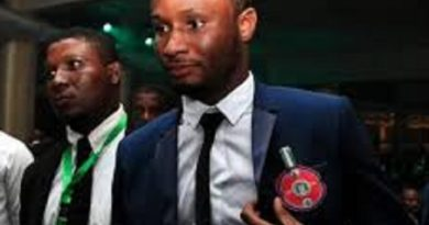 Real Men Must Unite With Their Family Where Ever They May Be Until Coronavirus Is Under Control - Mikel Obi