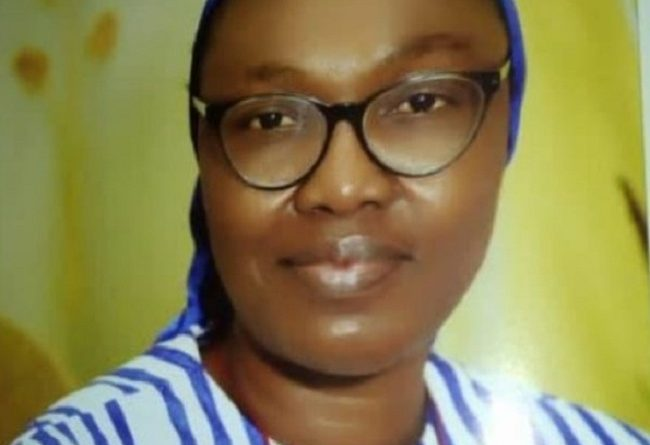 Explosion: Rev. Sr Henrietta Alokha Saves All Her Students And Lost Her Life