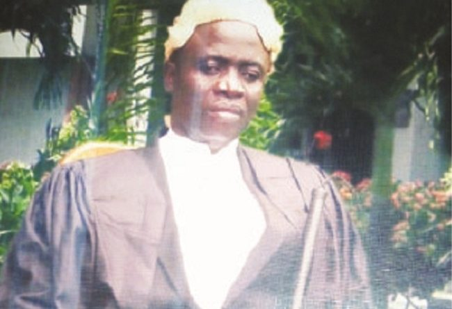 Meet The Igbo Blind Lawyer Who Never Lost A Case In Court