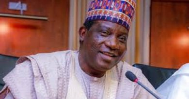 Just In: Plateau Governor Lifts Lockdown Indefinitely