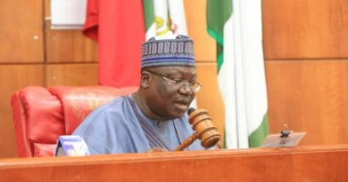 Ninth Assembly Can Not Be Distracted – Senate President