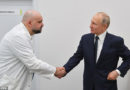 President Putin In Danger As Russian Physician He Shook Hands With Last Week Tests Positive For COVID-19 (Photos)