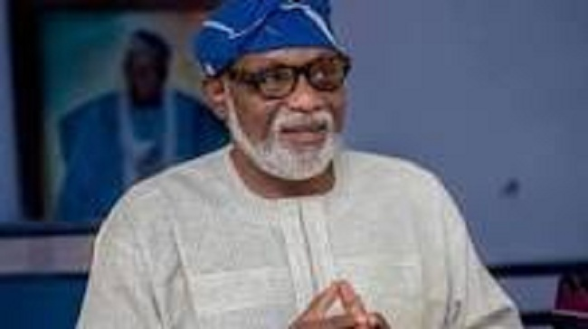 Governor Akeredolu Recovers From COVID-19, Appoints Oluwatuyi As New Ondo SSG