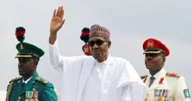 Buhari Thanks Nigerians For Condolence Messages